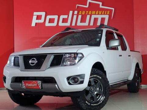 Foto do veiculo Nissan Frontier SV AT.CD 4x4 2.5 TB Diesel Mec.