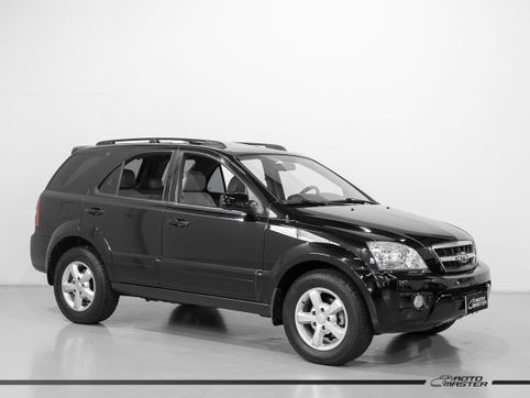 Foto do veiculo Kia Motors Sorento EX 2.5 140/170cv 4x4 Aut.Diesel
