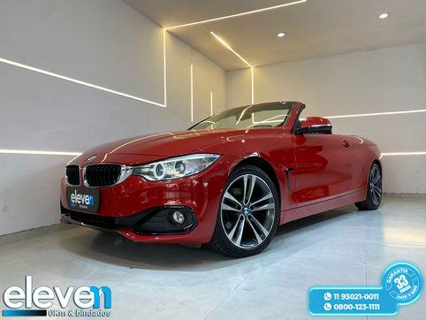Foto do veiculo BMW 420i Cabriolet Sport 2.0 TB 184cv 2p