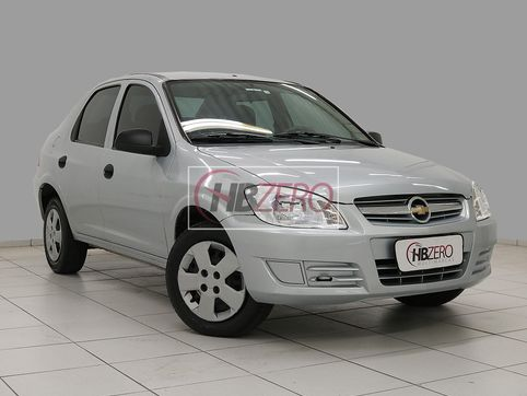 Foto do veiculo Chevrolet PRISMA Sed. Joy 1.4 8V ECONOFLEX 4p