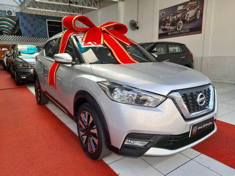 Foto do veiculo Nissan KICKS SV 1.6 16V FlexStar 5p Aut.