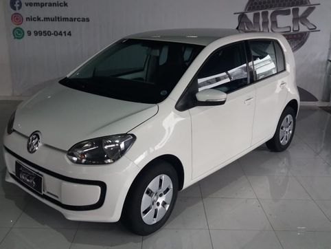 Foto do veiculo VolksWagen up! move 1.0 Total Flex 12V 5p