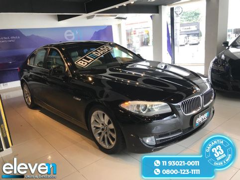 Foto do veiculo BMW 535iA 3.0 24V 306cv Bi-Turbo