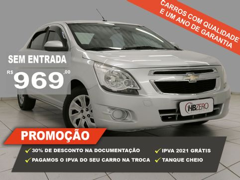 Foto do veiculo Chevrolet COBALT LT 1.4 8V FlexPower/EconoFlex 4p