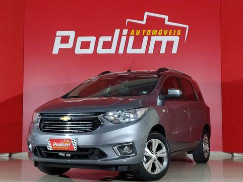 Foto do veiculo Chevrolet SPIN LTZ 1.8 8V Econo.Flex 5p Aut.