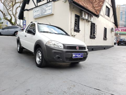 Foto do veiculo Fiat Strada Working HARD 1.4 Fire Flex 8V CE