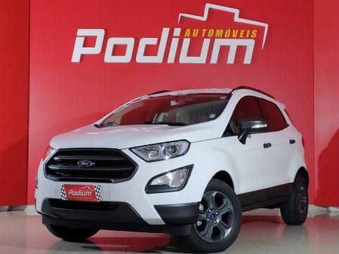 Foto do veiculo Ford EcoSport FREESTYLE 1.5 12V Flex 5p Aut.