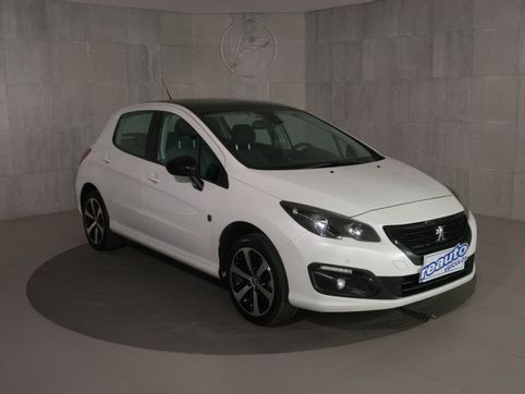 Foto do veiculo Peugeot 308 Griffe 1.6 Turbo Flex 16V 5p Aut.