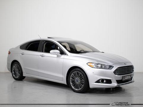Foto do veiculo Ford Fusion Titanium 2.0 GTDI Eco. Awd Aut.