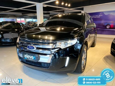 Foto do veiculo Ford EDGE LIMITED 3.5 V6 24V AWD Aut.