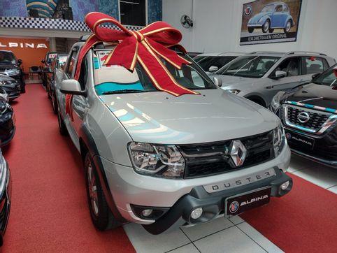 Foto do veiculo Renault DUSTER OROCH Dyna. 2.0 Flex 16V Aut.