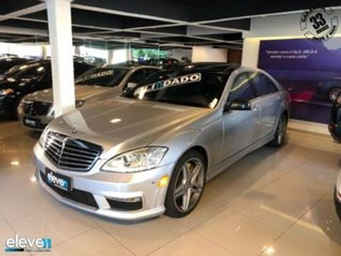 Foto do veiculo Mercedes S-63 AMG 5.5 V8 BI-TURBO Aut.