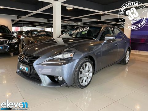 Foto do veiculo Lexus IS-250 2.5 24V 208cv Aut.