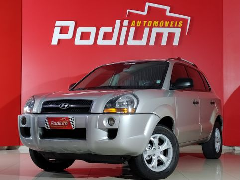 Foto do veiculo Hyundai Tucson 2.0 16V Aut.