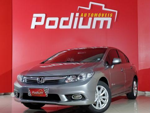 Foto do veiculo Honda Civic Sedan LXS 1.8/1.8 Flex 16V Aut. 4p