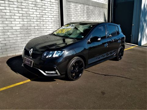 Foto do veiculo Renault SANDERO SPORT RS 2.0 Hi-Power 16V 5p