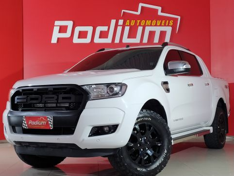 Foto do veiculo Ford Ranger Limited 3.2 20V 4x4 CD Aut. Dies.