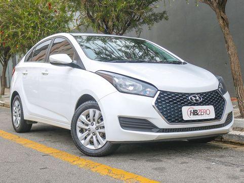 Foto do veiculo Hyundai HB20S Comfort Plus 1.0 TB Flex 12V Mec.