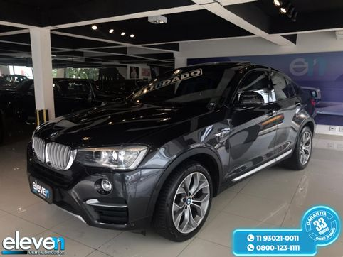 Foto do veiculo BMW X4 XDRIVE 28i X-Line 2.0 Turbo 245cv Aut