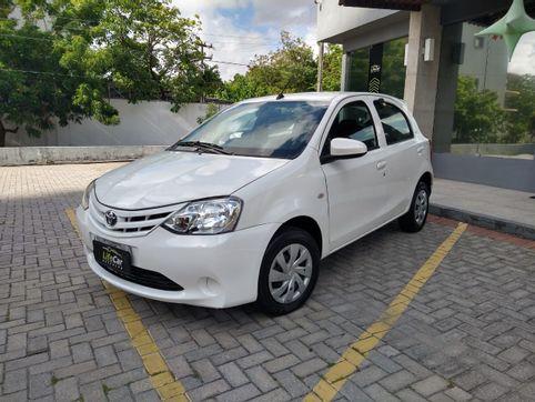 Foto do veiculo Toyota ETIOS X 1.3 Flex 16V 5p Aut.