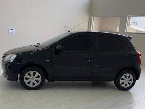 Foto do veiculo Toyota ETIOS XS  1.3 Flex 16V 5p Mec.