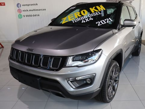 Foto do veiculo Jeep COMPASS S 2.0 4x4 TB 16V Diesel Aut.