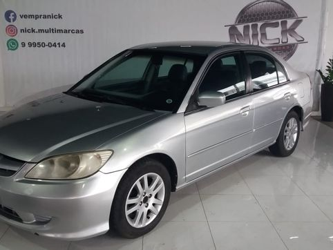Foto do veiculo Honda Civic Sedan LXL 1.7 16V 130cv Aut 4p