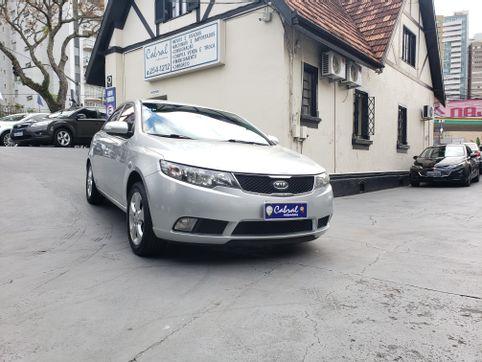 Foto do veiculo Kia Motors Cerato 1.6 16V Mec.