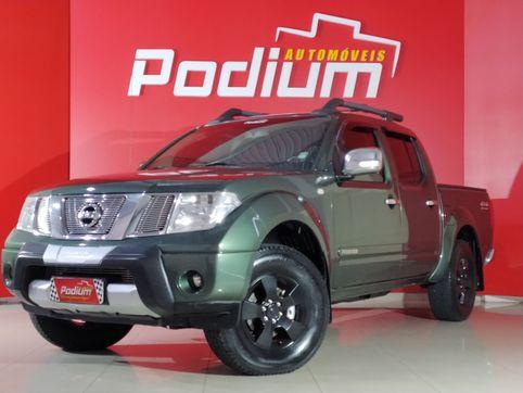 Foto do veiculo Nissan Frontier LE CD 4x4 2.5 TB Diesel Mec.
