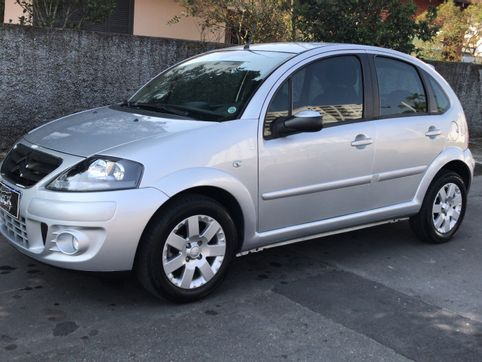 Foto do veiculo Citroën C3 Exclusive 1.4 Flex 8V 5p