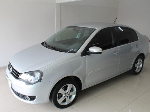 Foto do veiculo VolksWagen Polo Sedan I MOTION  1.6 Total Flex  4p