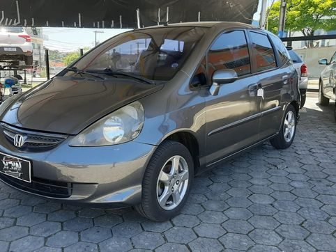 Foto do veiculo Honda Fit LX 1.4/ 1.4 Flex 8V/16V 5p Mec.