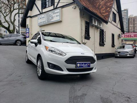Foto do veiculo Ford Fiesta TIT./TIT.Plus 1.6 16V Flex Aut.