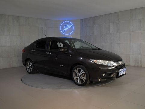 Foto do veiculo Honda CITY Sedan EX 1.5 Flex 16V 4p Aut.