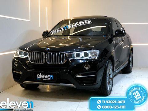 Foto do veiculo BMW X4 XDRIVE 28i X-Line 2.0 Turbo 245cv Aut