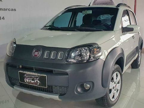 Foto do veiculo Fiat UNO WAY Celeb. 1.4 EVO Fire Flex 8V 5p