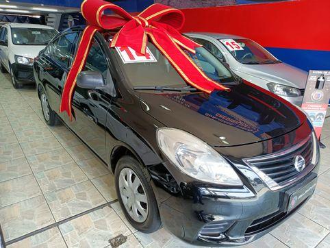 Foto do veiculo Nissan VERSA S 1.6 16V Flex Fuel 4p Mec.