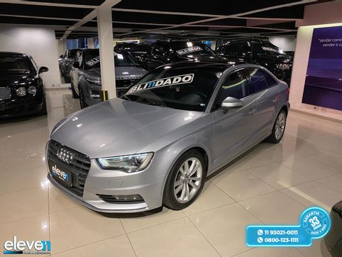 Foto do veiculo Audi A3 Sed.1.8/1.8 Ambit.16V TB FSI S-tronic