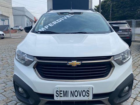 Foto do veiculo Chevrolet SPIN ACTIV 1.8 8V Econo. Flex 5p Aut.
