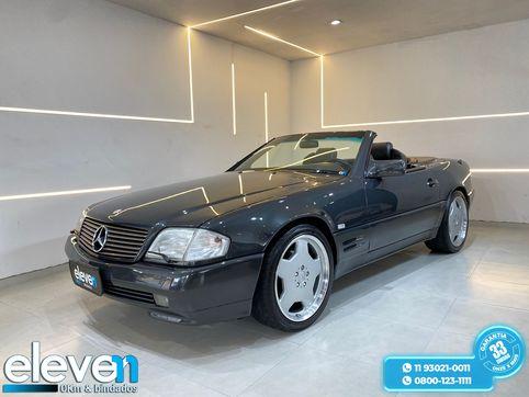 Foto do veiculo Mercedes SL-500 5.0 e 5.5/ Classic 5.0