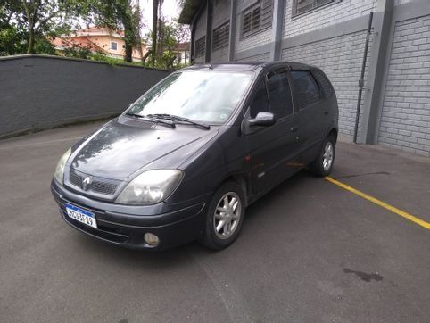 Foto do veiculo Renault Scénic RT/Auth/Auth/Kids Hi-Flex 1.6 16V