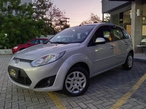 Foto do veiculo Ford Fiesta 1.6 16V Flex Mec. 5p