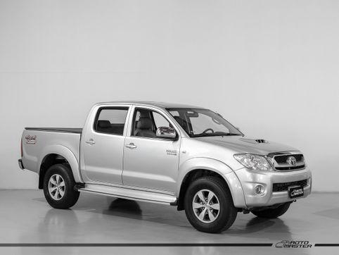Foto do veiculo Toyota Hilux CD SRV D4-D 4x4 3.0 TDI Diesel Aut