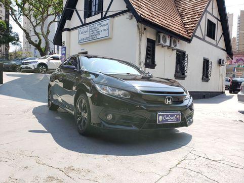 Foto do veiculo Honda Civic Sedan SPORT 2.0 Flex 16V Mec.4p