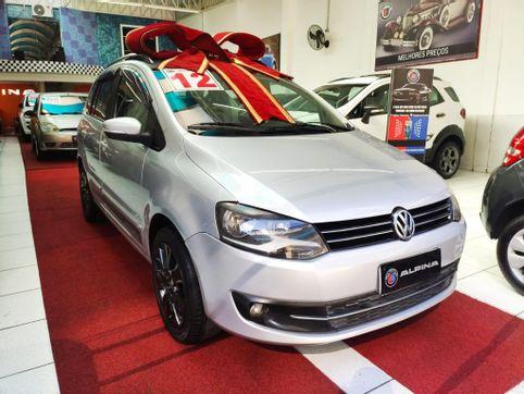 Foto do veiculo VolksWagen SPACEFOX 1.6/ 1.6 Trend Total Flex 8V 5p