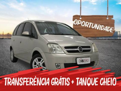 Foto do veiculo Chevrolet Meriva 1.8/ CD 1.8 MPFI 8V 102cv 5p