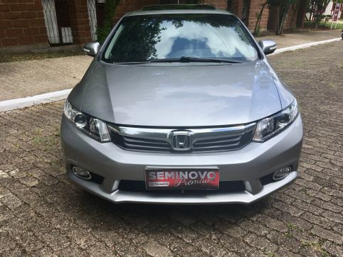Foto do veiculo Honda Civic Sedan EXS 1.8/1.8 Flex 16V Aut. 4p