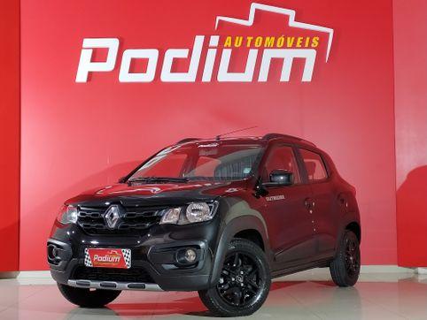 Foto do veiculo Renault KWID OUTSIDER 1.0 Flex 12V 5p Mec.