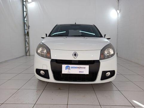 Foto do veiculo Renault SANDERO Expression Hi-Flex 1.6 8V 5p