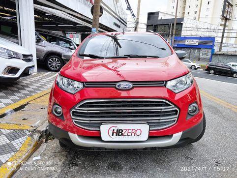 Foto do veiculo Ford EcoSport FREESTYLE 1.6 16V Flex 5p